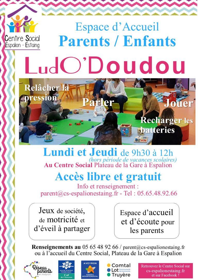 Affiche LudO'Doudou